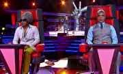 The Voice Brasil - Claudia, Brown, Daniel e Lulu não viram cadeira para índio e se arrependem | globo.tv