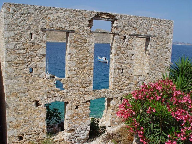 Halki - Island off Rhodos