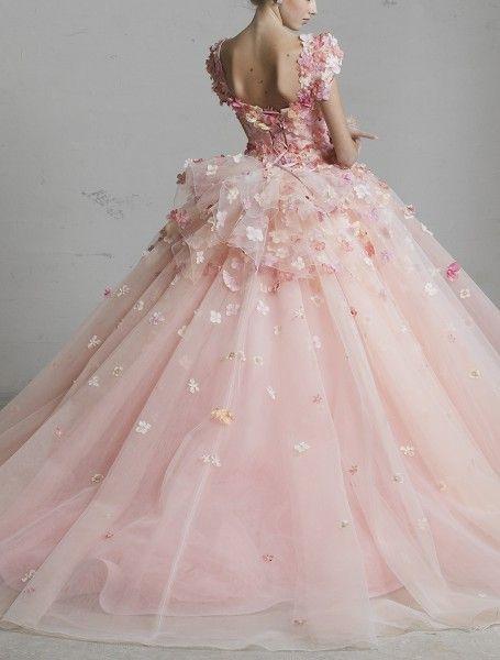 Little rainbow book, poisoned-apple: Yumi Katsura haute couture gowns
