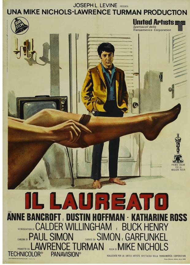 Italian retro film