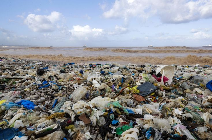A winter storm in Lebanon has resurfaced a longstanding national problem, in the form of a swirling sea of garbage.