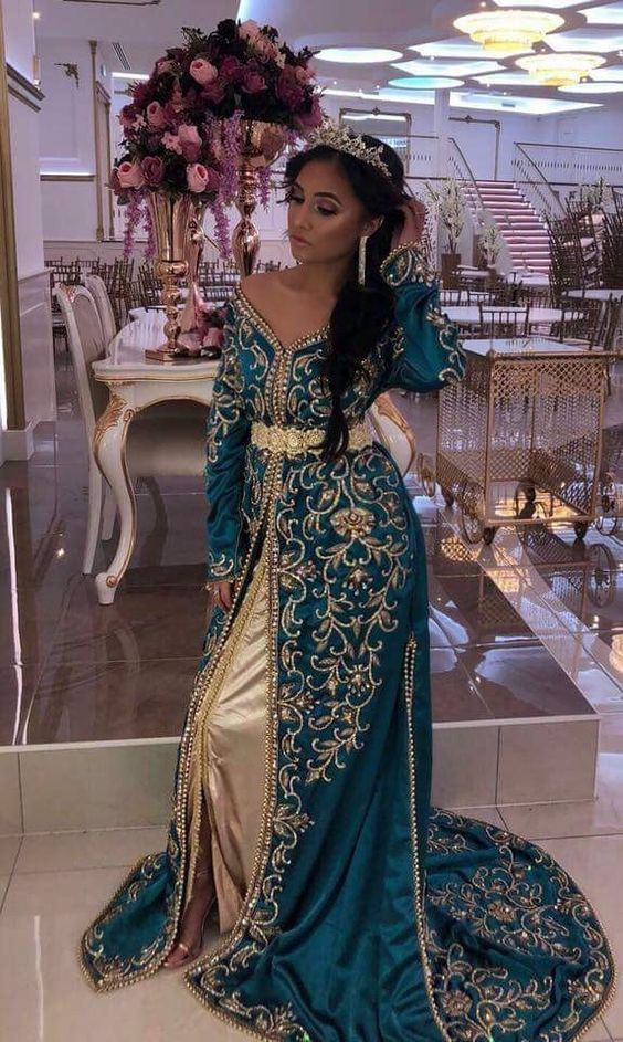 Modèles chics de #takchita #Caftan 2019 - Vente # ...