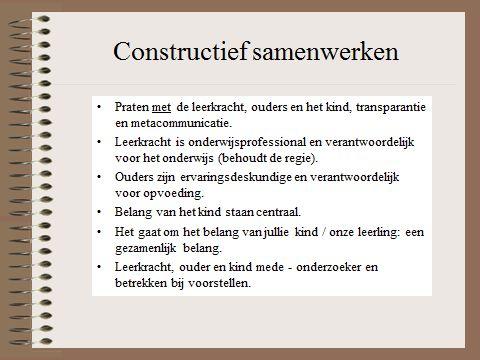 HGW: constructief samenwerken