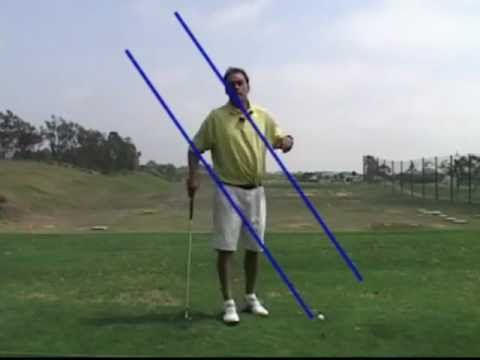 Golf Swing Plane Drill - The 15 Minute Swing - YouTube