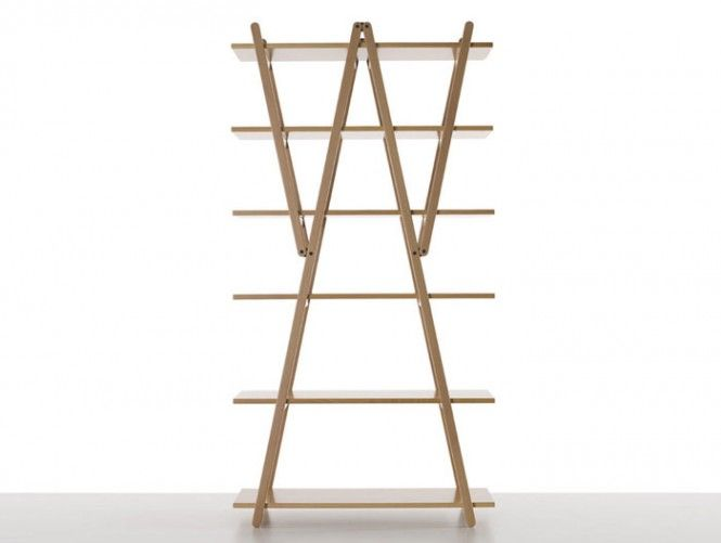The U201cRed Cloudu201d Bookcase By Vico Magistretti: Good Design Is Never Off The  Shelf