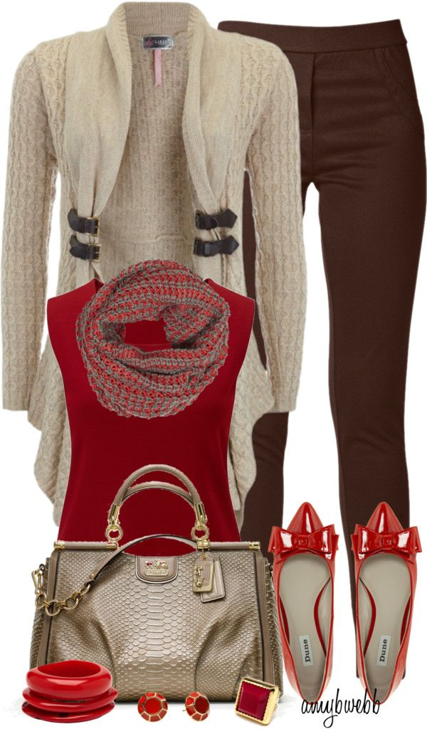 """Waterfall Cardigan Contest 3"" by amybwebb on Polyvore"