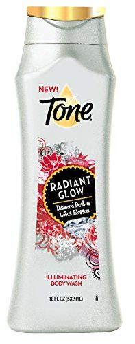 Tone Body Wash, Radiant Glow, 18 Ounce