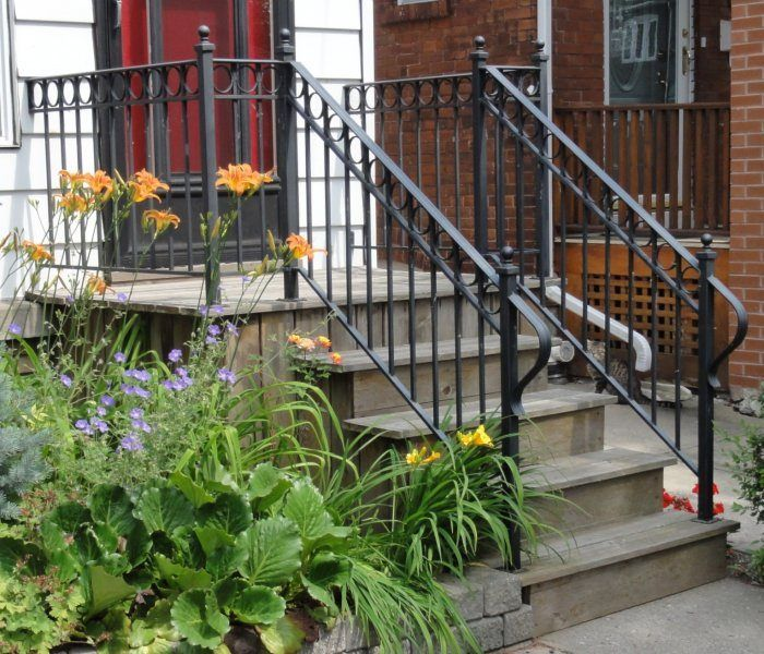 Most railing and gates Toronto material is treated this day to enhance its advantages and reduce the disadvantages.