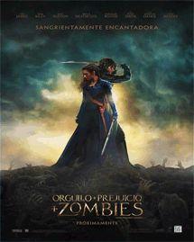 Prejudice and Zombies (Orgullo + Prejuicio + Zombis) (2016) [VOSE, VL (hd-s)] [HD-R] - Terror, Comedia negra, Zombis, Survival