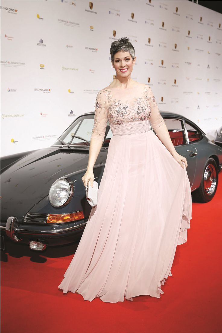 Cheryl Shepard attends the Leipzig Opera Ball 2015 (Leipziger Opernball) on October 31, 2015 in Leipzig, Germany. (Photo by Franziska Krug/Getty Images for Leipziger Opernball)