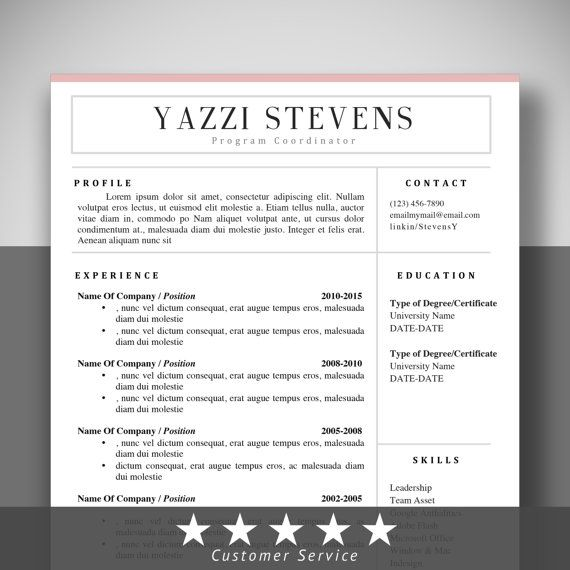 85 best Land The Job images on Pinterest Resume templates - naming a resume