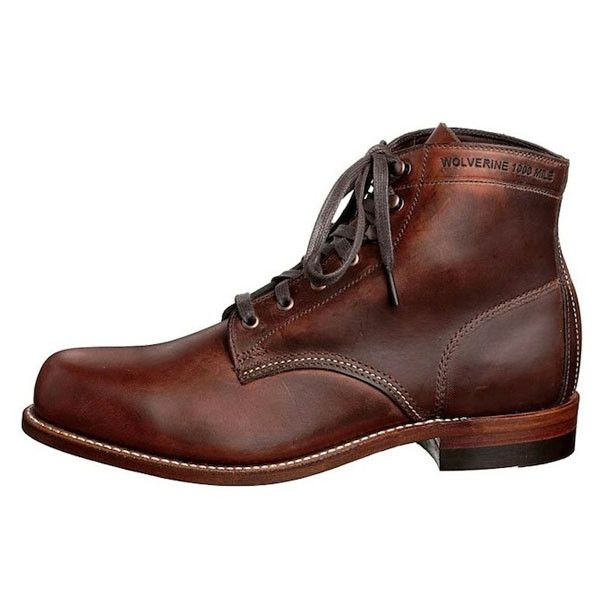 - Made in Arkansas This boot features top quality Horween Chromexcel Leather, a stacked leather outsole and classic welt construction.