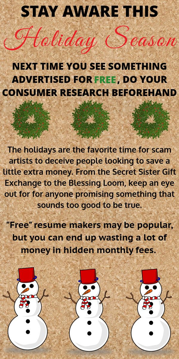 free resume makers are often scams that could end up costing you hundreds of dollars in - Free Resume Search Sites