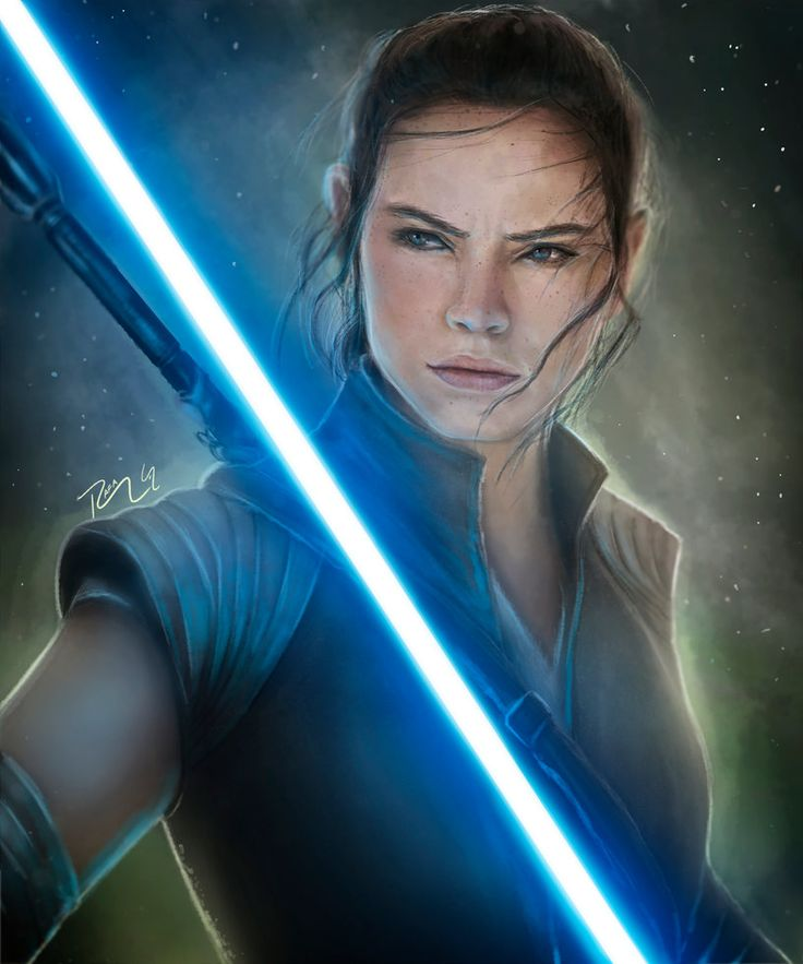 Rey / Star Wars: The Force Awakens