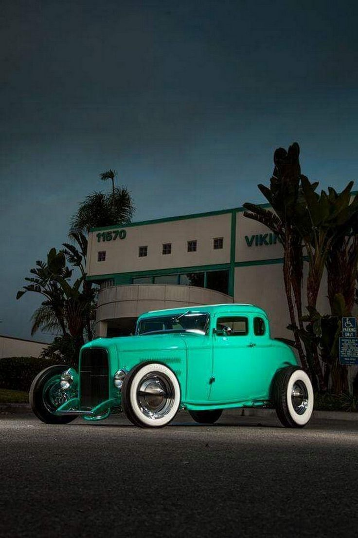 Afternoon Drive: Hot Rods & Rat Rods (24 Photos)  - A hot rod is a specific type of automobile that has been modified to produce more power for racing straight ahead. The hot rod originated in the early...