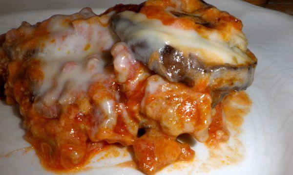 Lasagna vegetariana cu vinete[…]