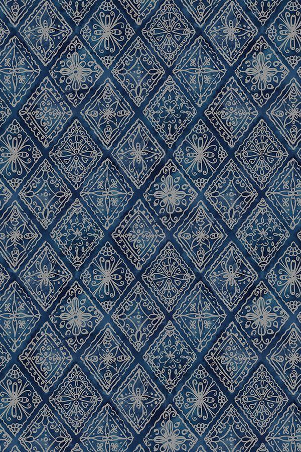 Colorful Fabrics Digitally Printed By Spoonflower Indigo