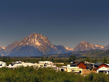 Grand Teton RV Park | RV and Tent Camping | RV, Camping Grand Teton