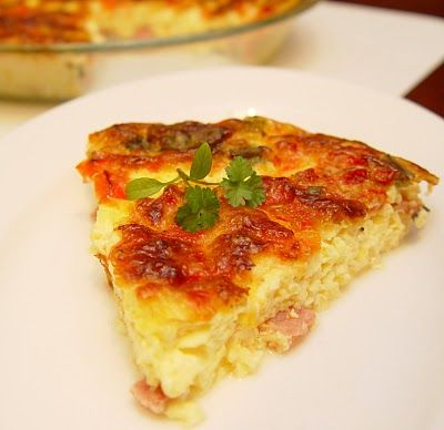 ... & Cheese on Pinterest | Deviled Egg Salad, Quiche and Scrambled Eggs