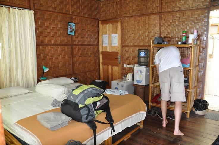 20$ 'luxury' bungalow/Pulau Weh near Banda Aceh