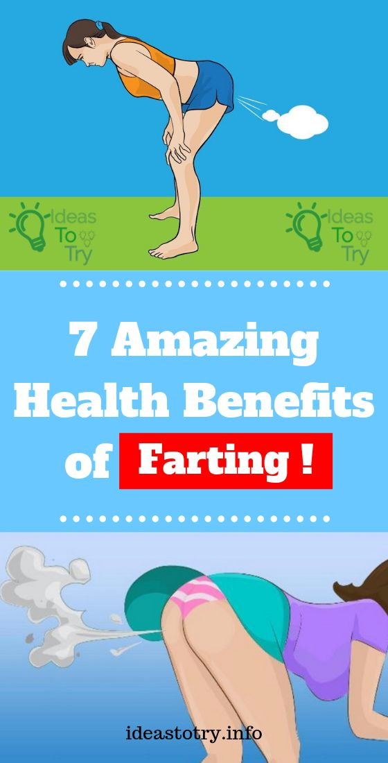 7 Amazing Health Benefits of Farting !