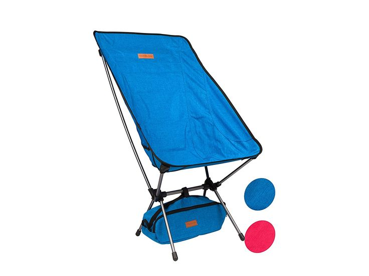 Trekology YIZI HIGH BACK Portable High Back Camping Chairs with Head Rest - Compact Ultralight Heavy Duty Backpacking Chair with Carry Bag & Full Back Support for Hiker, Camp, Beach, Fishing, Outdoor: Amazon.co.uk: Sports & Outdoors