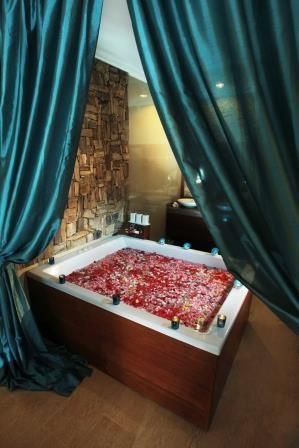 Just the place to enjoy a honeymoon pampering in Sanur Bali