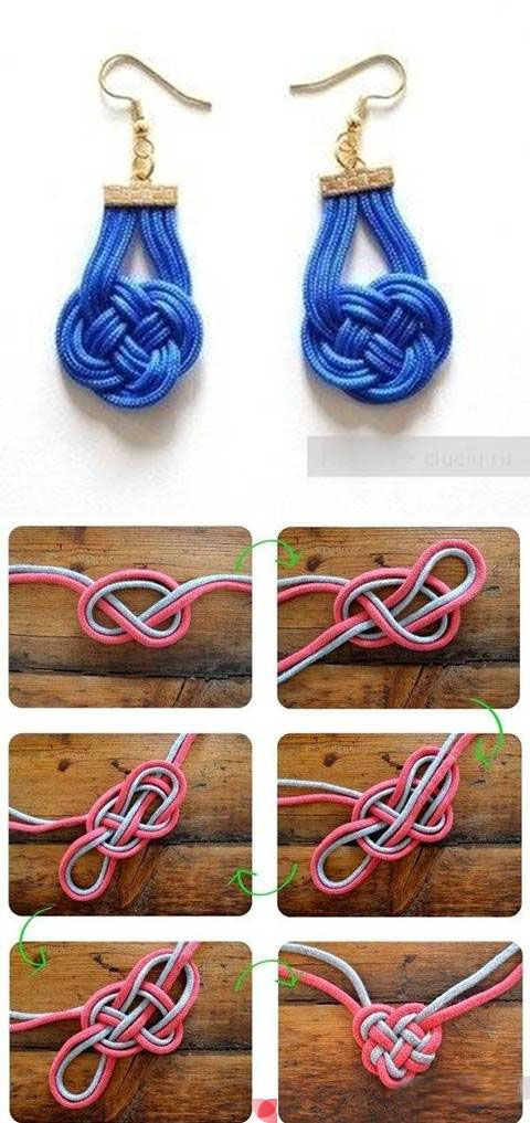 So many options with this knot