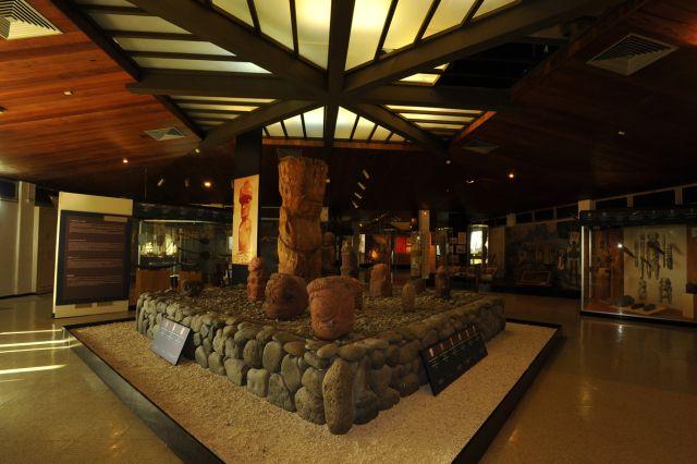 Museo di Tahiti e le sue isole (foto di Ty Sawyer)