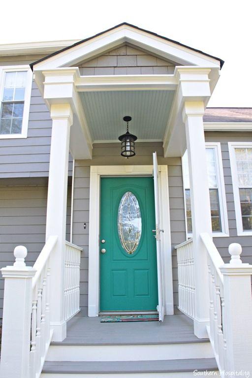 9 best exterior paint images on Pinterest   My house, Painted brick ...