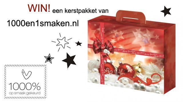 Win een luxe kerstpakket! - Brenda Kookt!