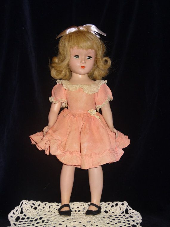 Wendy Ann by Madame Alexander a RARE Doll by VintageDolz on Etsy, $200.00