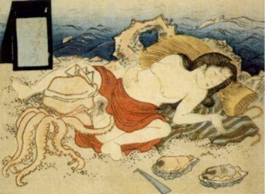 Suetsumuhana (A Dyer's Saffron) by Yanagawa Shigenobu, c. 1830