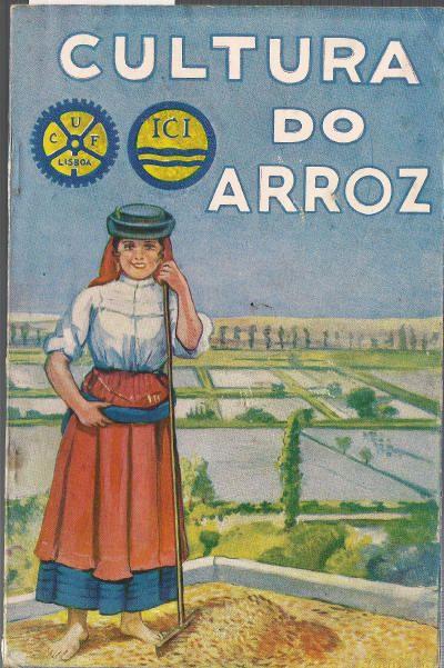 Rice Culture - SEABRA, António Luís de, 1938