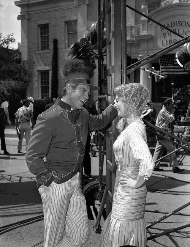 All-time favorite of the classic musicals. (The Music Man, if the hat didn't give it away.) You don't even want to know how well I know this show.