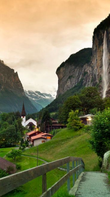 Explore the Swiss Alps on Day 6 of the Rick Steves Best of Germany, Austria & Switzerland Tour.                                                                                                                                                     More