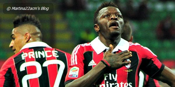 Milan's Sulley Muntari Left Out Of Ghana Squad For Africa Cup Of Nations