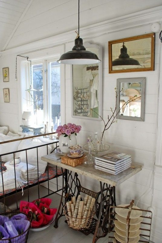 60 Ideas to recycle your old sewing machines | Recyclart