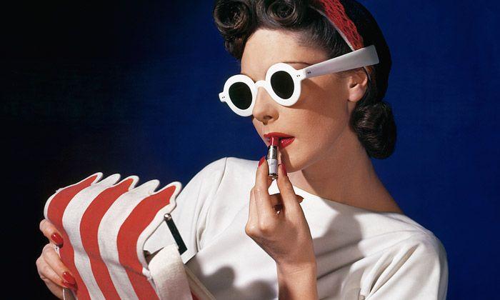 Londýn vystavuje módní fotografie slavného Horsta