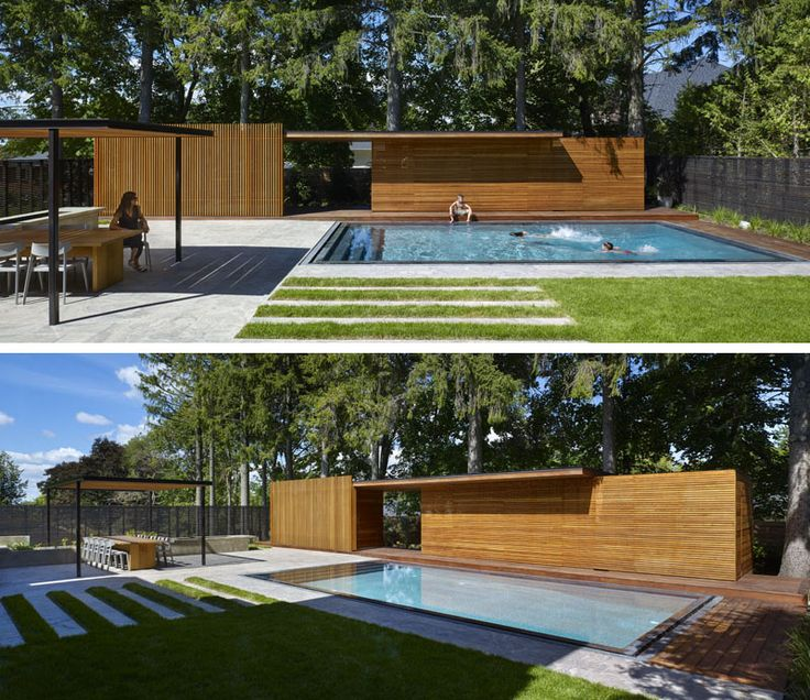This Small Backyard Guest House Is Big On Ideas For: 17 Best Ideas About Pool Changing Rooms On Pinterest