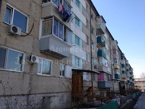 Квартира с большим балконом. Посёлок Николаевка