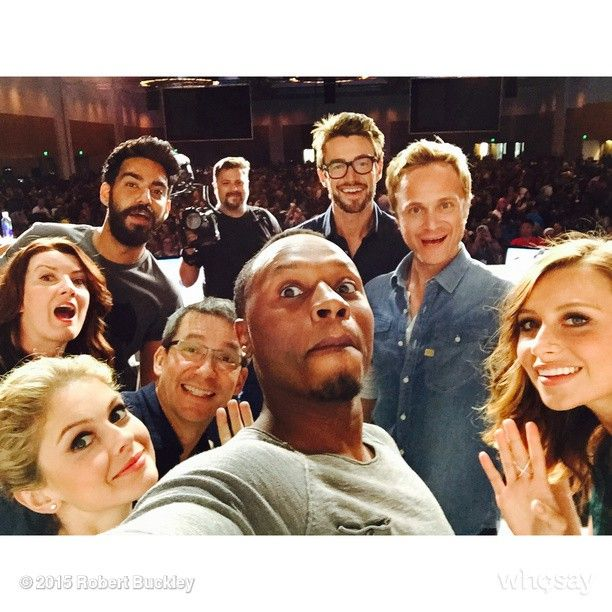 BRAINS CREW, SEASON 2!!!! #iZombie #WBSDCC