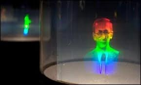 360 degree Stereogram Hologram.