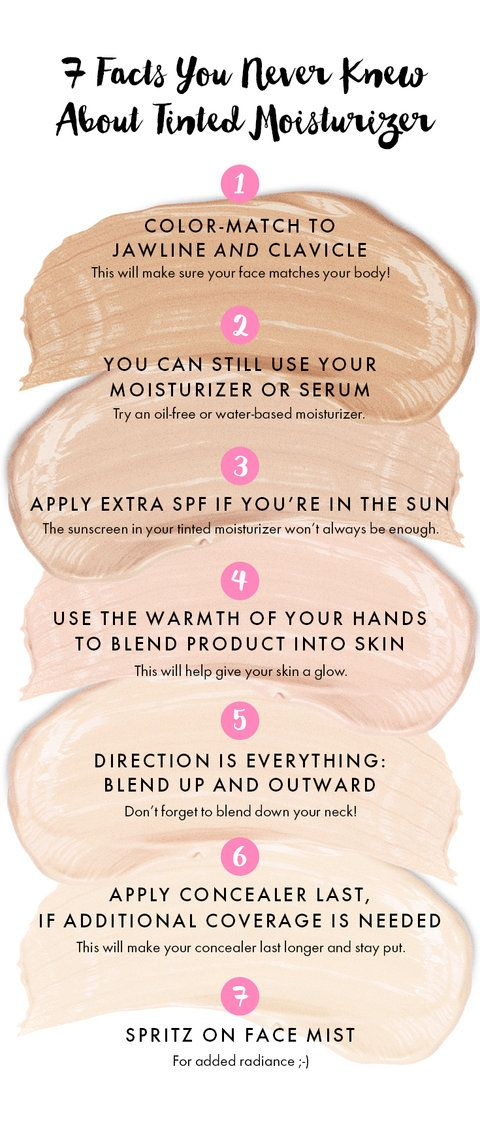Here's everything you need to know about tinted moisturizer.