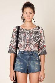 blusa tribal