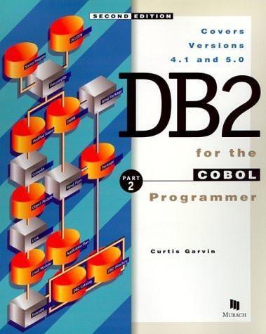 DB2 for the Cobol Programmer, Part 2