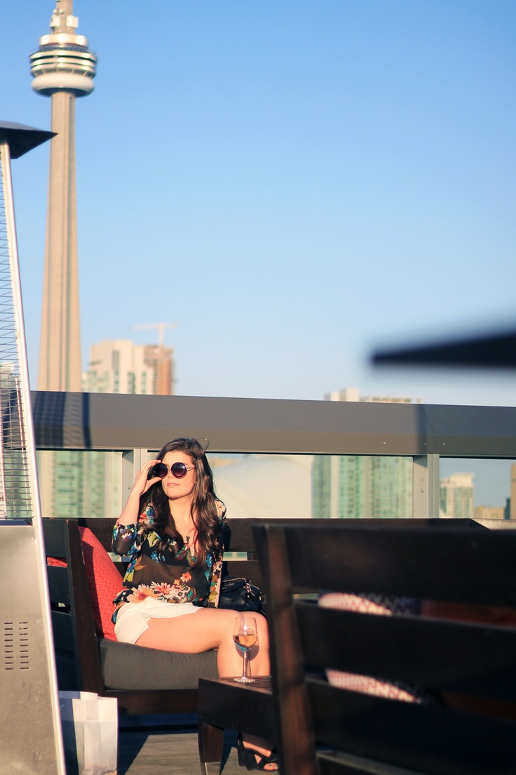 Good as Gold: Thompson Hotel