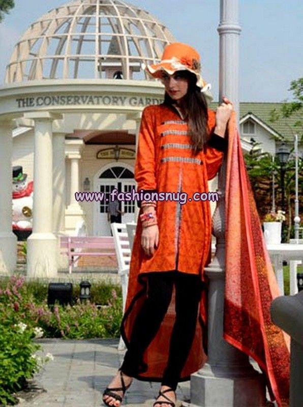 Mausummery Latest Pakistani Dresses 2013 Volume 2