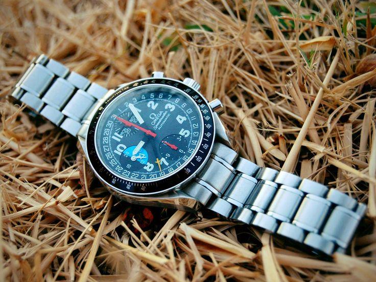 OMEGA Speedmaster Day-Date - Ref. 3520.53.00