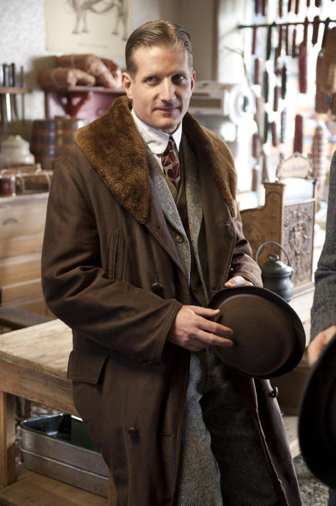 Paul Sparks in Boardwalk Empire